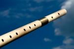 zylindrisch gebohrte Tenor-Flöte in d aus Ahorn